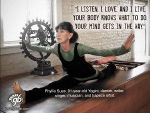 Yoga birthday